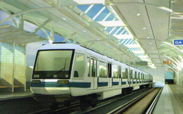 Pháp tài trợ 500 triệu euro cho dự án tàu điện ngầm tại Hà Nội