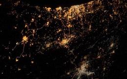 Cuộc chiến ở Dải Gaza khiến hơn 700 người chết nhìn từ vũ trụ