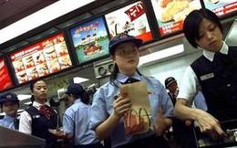 Sau vụ thịt 'bẩn', McDonald's tại Trung Quốc phải thay đổi thực đơn