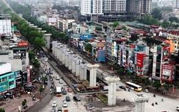 Đường sắt Cát Linh - Hà Đông: Tiến độ ì ạch, hy vọng cán đích năm 2016