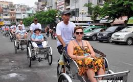 Khách du lịch quốc tế đến Việt Nam ước đạt gần 4,9 triệu lượt