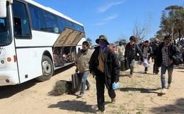 682 lao động Việt Nam sẽ được sơ tán khỏi Libya từ sáng 7/8