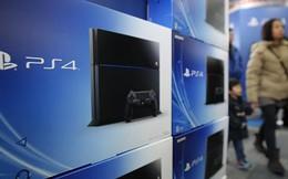 Sony đã bán được hơn 10 triệu đầu máy Playstation 4