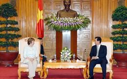 EU tăng tài trợ ODA thêm 30% cho Việt Nam trong 5 năm tới
