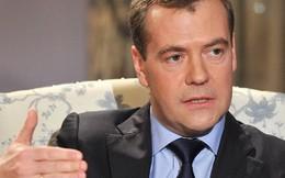 Tài khoản Twitter của Thủ tướng Nga Medvedev bị tấn công