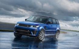 Land Rover ra mắt SUV hiệu suất cao Range Rover Sport SVR