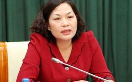 Bà Nguyễn Thị Hồng được bổ nhiệm giữ chức Phó Thống đốc NHNN