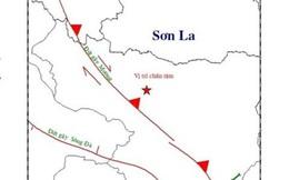 Động đất 4 độ Richter ở Sơn La, nhà cửa rung lắc