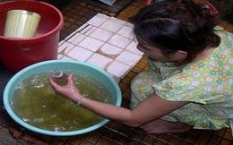 Báo động: Hàng triệu dân đô thị uống mầm bệnh mỗi ngày