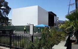 Apple đang chuẩn bị một sân khấu rất lớn cho buổi lễ ngày 9/9