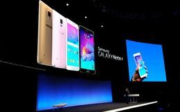 Samsung tung một loạt sản phẩm mới ngay trước ngày ra mắt iPhone 6