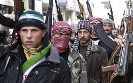 [Inforgraphic] Số lượng phiến quân người nước ngoài ở Syria