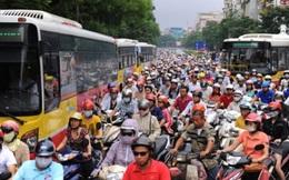 Hà Nội bỏ lệnh cấm ô tô đường Xuân Thủy - Cầu Giấy