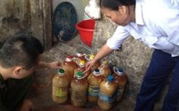 Hà Nội: Kinh hoàng hàng nghìn tấn mỡ bẩn được phát hiện