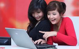 Mua sắm online tăng gấp đôi trong năm qua
