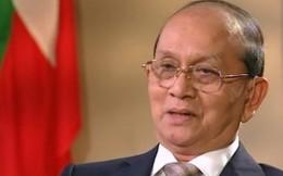 """Tổng thống Myanmar là """"Nhật vật châu Á của năm"""""""