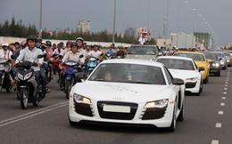 Bộ sưu tập siêu xe đình đám Việt Nam