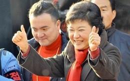 Bà Park Geun-hye có được bầu làm tổng thống Hàn Quốc?