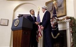 John Kerry chính thức được Obama bổ nhiệm làm ngoại trưởng Mỹ