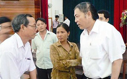 Một chút tình, lý ông Nguyễn Bá Thanh