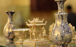 """Gốm sứ vẽ vàng bạc tỷ của đại gia Hải """"đồ cổ"""" đất Cảng"""