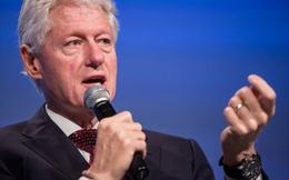 Cựu Tổng thống Mỹ Bill Clinton tập ngồi thiền, ăn chay
