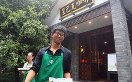 Trung Quốc: Cà phê Starbucks chùa Linh Ẩn gây tranh cãi