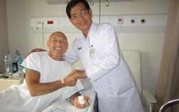"""Bệnh viện Việt Nam """"hút"""" bệnh nhân nước ngoài"""