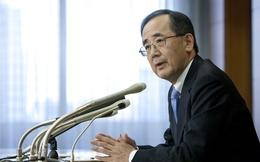 Thống đốc ngân hàng Trung ương Nhật từ chức trước thời hạn