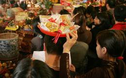Ăn Tết nhà Phật có gì lạ?