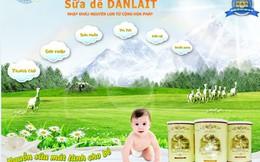 Đề nghị đại sứ quán Pháp xác minh xuất xứ sữa Danlait nghi giả