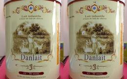 Nóng: Nhãn hiệu sữa Danlait do Mạnh Cầm tự đặt tên