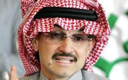 """Hoàng tử Arab Saudi """"kiện"""" Forbes vì bị xếp hạng thấp"""