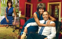 """Bà Obama """"huấn luyện"""" chồng thế nào?"""
