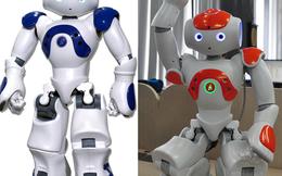 Robot của FPT được phát triển từ robot NAO của Pháp