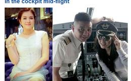 Báo chí nước ngoài nói gì về vụ Lý Nhã Kỳ uy hiếp an toàn bay?