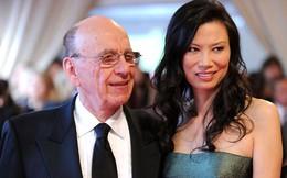 Tỉ phú Rupert Murdoch đệ đơn ly dị vợ ba