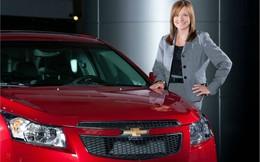 General Motors có nữ CEO đầu tiên sau một trăm năm