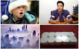 """[Nổi bật]Trung Quốc dùng khói bụi """"che mắt"""" tên lửa, nỗi buồn thưởng Tết bằng giấy vệ sinh"""
