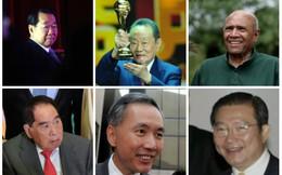 Những người giàu nhất Đông Nam Á đang nghèo đi rõ rệt?