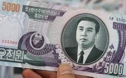 Tiền mới của Triều Tiên không còn in hình lãnh tụ Kim Nhật Thành