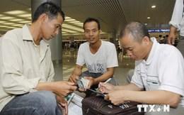 Lao Động Việt Nam trở về từ Lybia được hỗ trợ tối đa 7,5 triệu đồng