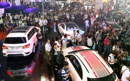 Viễn cảnh phân hóa của thị trường ôtô