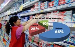 Thị trường kem đánh răng: DN Việt và chuyện 'châu chấu đá voi'!