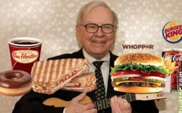 Toan tính của Buffett ở Burger King