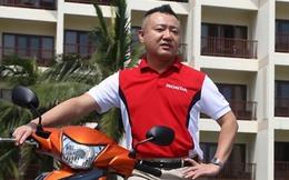 Honda Việt Nam bất ngờ thay 'tướng'