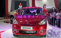 Nhìn lại thị trường xe 2013: Ôtô nhỏ lại, xe máy to ra