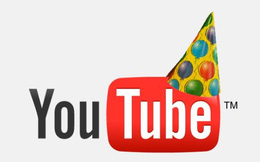 Sinh nhật 8 tuổi Youtube: Hơn 1 tỷ người sử dụng