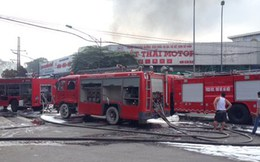 Hà Nội xin 6.000 tỉ đồng cho chữa cháy