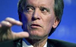 Huyền thoại đầu tư Bill Gross lỗ nặng nhất trong đêm kinh hoàng